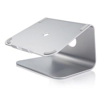 Aluminum Alloy Laptop Cooling Holder Desktop Ergonomics Heighten Notebook Support for MacBook Air Pro Stand 1