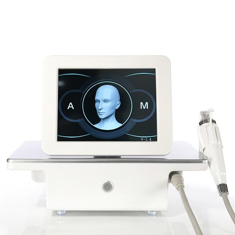 2019 microneedle professionnel rf/meilleure peau rf serrant la machine de levage de visage/micro aiguille fractionnée rf