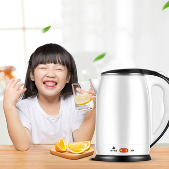Electric kettle automatic power cut off household large capacity intelligent thermostatic water heater warming baby 2L