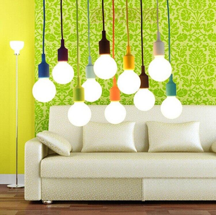 Compra arco iris colgante de luz online al por mayor de china ...