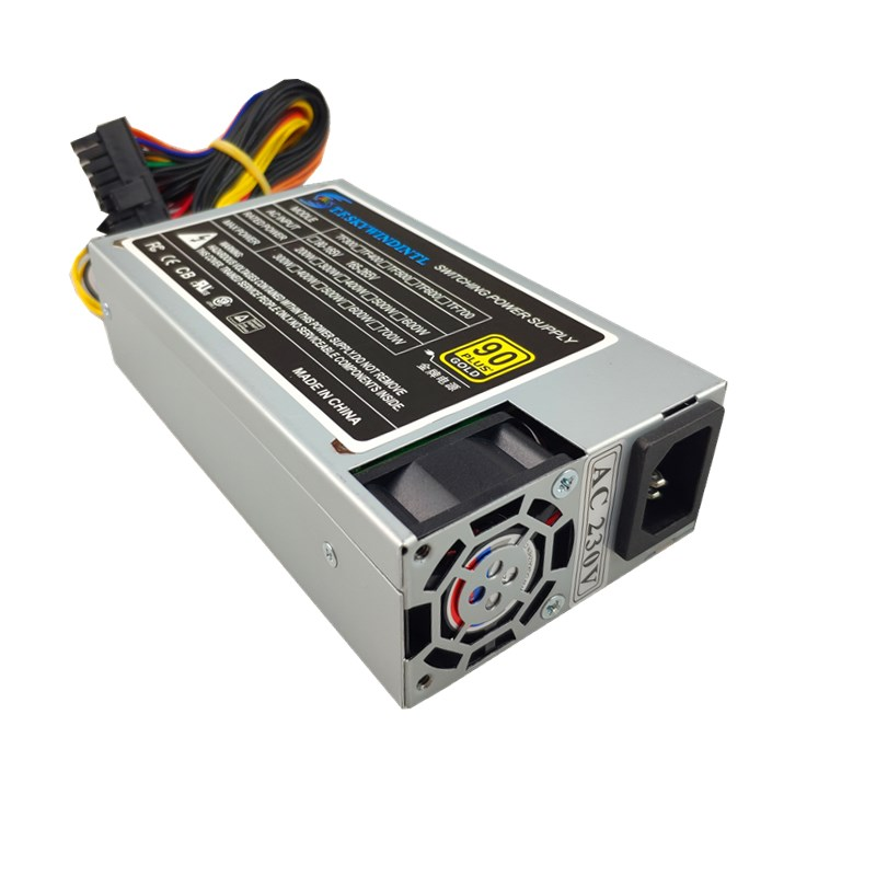 250W ATX Power Supply 250W Mini Itx Power Supply Small 1U Power Supply Applicable HTPC Advertising Queuing Machine One Machine