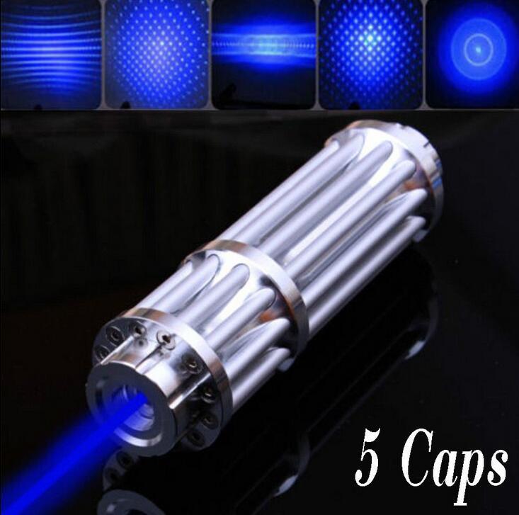 450nm высокое Мощность 200000 м Синий лазерная указка лазер ручка регулируемый фокус горящая спичка свет сигарета оптовая продажа Lazer ...
