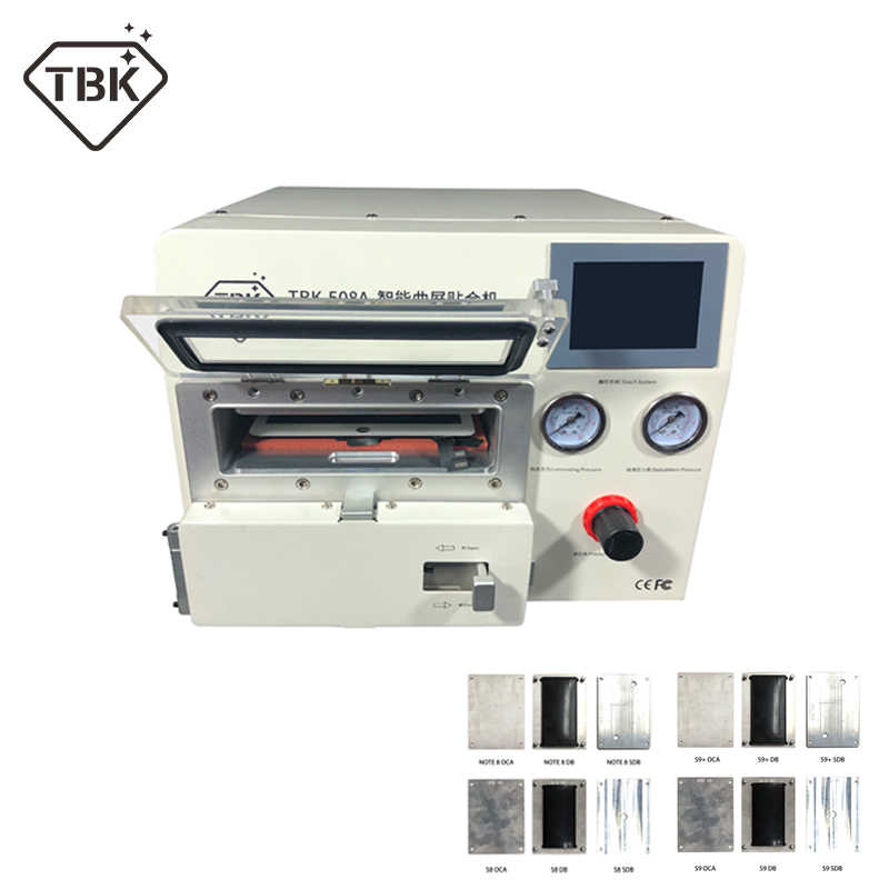 2019 New M Triangel MT 103 LCD OCA Laminating Bubble Remove