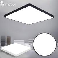 LED Ceiling Light Modern Lamp Living Room Lighting Fixture Bedroom Kitchen Surface Mount Flush Panel Remote