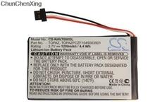Cameron Sino 1200 mah Bateria Topázio, 70 TOPAZPCZF1045003501 para Navigon Fácil, 70 Plus, 70 Premiun