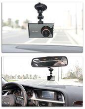 mini 3.0 inch car dvr auto camera dvrs parking recorder videocamcorder full HD 1080p night vision black box dash cam