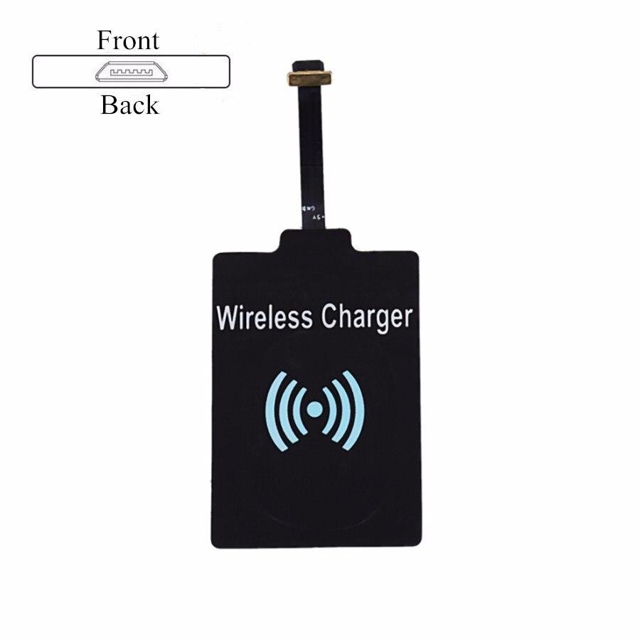 Universal wireless charging qi