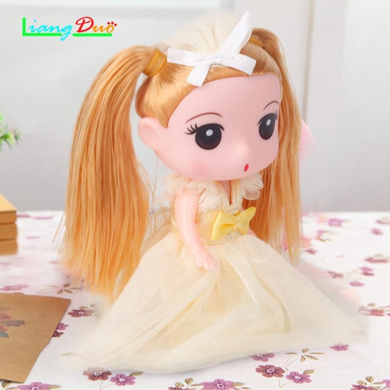 1 stücke Willekeurige Mini cijfers ddung ddgirl Modus leuke für eine goede geschenk für eine speelgoed voor meisje