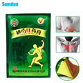 8pcs Vietnam Red Tiger Balm Plaster Muscular Pain Stiff Shoulders Neck Massage Pain Relieving Patch Relief Health Care C075
