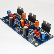 Zestawy Diy TDA7293 trzy równoległe 300W Mono płyta wzmacniacza zasilania BTL AMP dla głośników