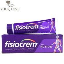 YourLove Fisiocrem успокаивающий массаж руб решение для шеи плечи назад в суставах, мышцах боль Офис путешествия Training Применение
