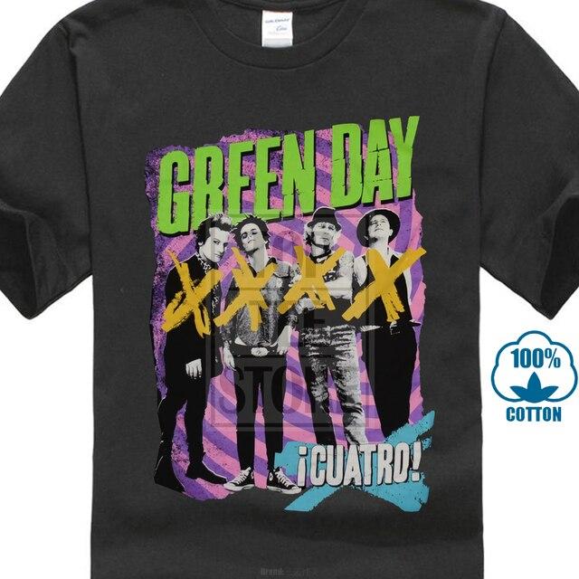 L A M Oficial En Banda Estrenar Green Camiseta S Day Xl 2xl GLpqUzSMV