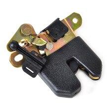 DWCX Nueva Negro Posterior Del Tronco Latch Lock Actuador 1J5 827 505 D, 1J5-827-505 para VW Volkswagen Jetta Bora 1999 2000 2001 2002-2005