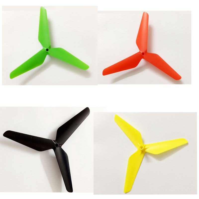 Colourful Propellers For SYMA X5HW X5HC Screw font b Rc b font Drones Blade font b