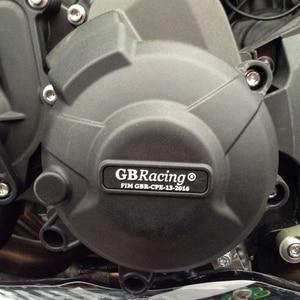 Image 2 - Motorräder Motor abdeckung Schutz fall für fall GB Racing Für YAMAHA MT09 FZ09 Tracer 900/900GT SXR900 Motor CoversProtectors