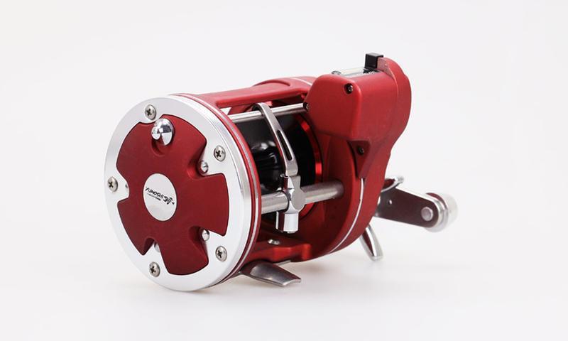 2017 ny trommel med tellerfiskhjul roterende rullefiskeverktøy - Fiske