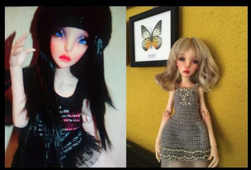 SUDOLL top quality BJD 1/4 Doll toy dolls bjd doll cute toys