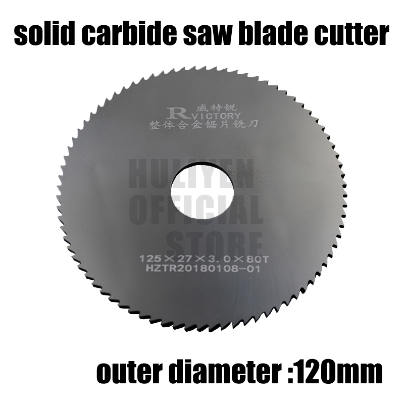 2pcs 120mm out dia  circular slitting saw blade  cutter 120*1.0 120*3.0 Teeth Tungsten Steel Saw Blade 40mm Milling Cutter2pcs 120mm out dia  circular slitting saw blade  cutter 120*1.0 120*3.0 Teeth Tungsten Steel Saw Blade 40mm Milling Cutter