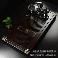 Wholesale Ko Muk word tea tray cooker Four automatic pumping storage tray tea table tea sea