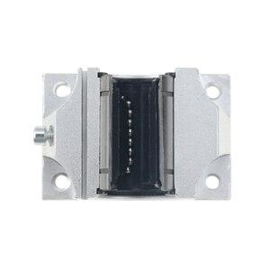 Image 5 - 4 шт., бесплатная доставка, TBR20UU, 20 мм, Линейный шаровой подшипник, поддержка блока, фрезерный станок с ЧПУ
