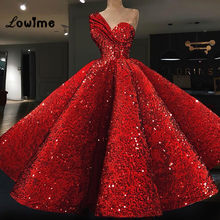 2963a9173f3d3 Popular Prom Dresses Red Puffy-Buy Cheap Prom Dresses Red Puffy lots ...