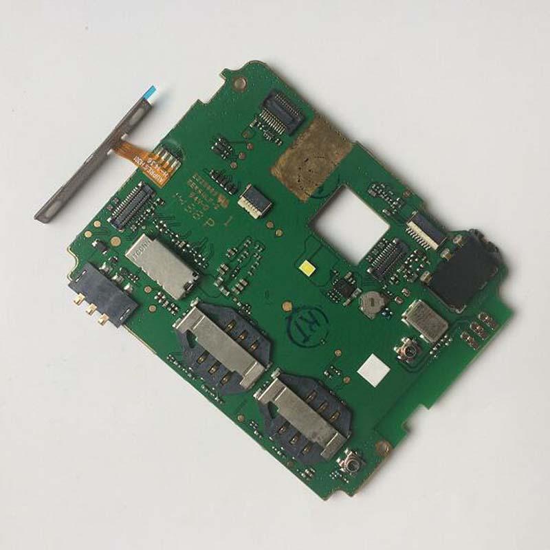 ToP Quality Tested Sbloccato Lavoro Mainboard Per LENOVO A850 Scheda Logica della scheda madre Con Chip con Volume di Potere Del Cavo Della Flessione