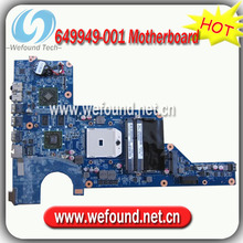 649949-001,Laptop Motherboard for HP G4 G6 G7 Series Mainboard,System Board