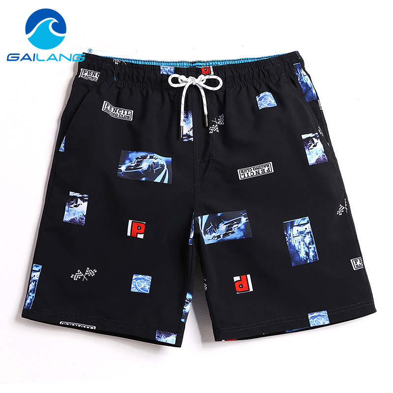 Gailang Brand Mens Swimming Shorts Boardshorts With Mesh Fabric Swimwear Men Shorts For Men Surf Shorts Swim Trunks Boxer Gma810 Water Sports