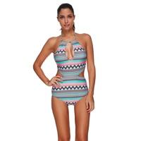 LS1406 Fashionable Swimwear Large Size Swimwear Split Fused Indoor Swimsuit Agent Provocateur Women S 2017 Maios