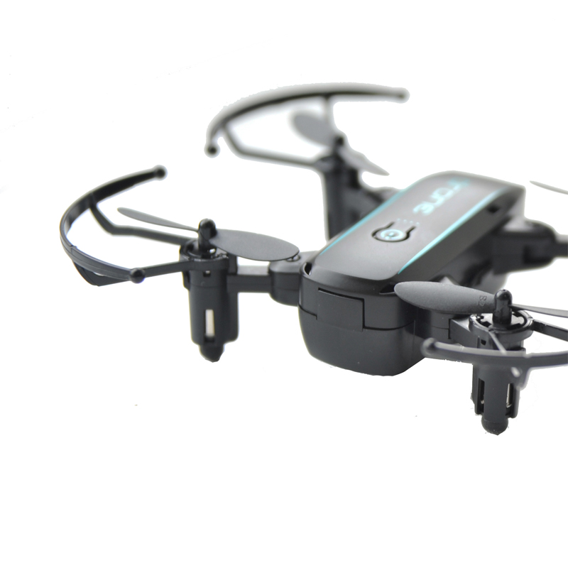 FEICHAO 1601 Mini Drones with Camera HD 0.3MP 2MP Drone Foldable Real Time Video Altitude Hold WIFI FPV RC Quadcopter Toys Dron 7