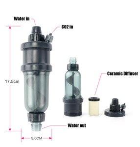 Image 4 - ISTA CO2 Atomizer harici turbo süper difüzör reaktör akvaryum su tesisi balık tankı peyzaj su