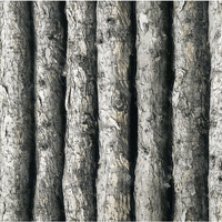 beibehang Wood Textured Vinyl papel de parede 3d Wallpaper Forest Thick Embossed Tree of Wall paper Roll Home Decor tapete for