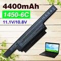4400 mah bateria do portátil para dell studio 1450 1457 1458 0u600p 312-4009 p219p u597p w356p