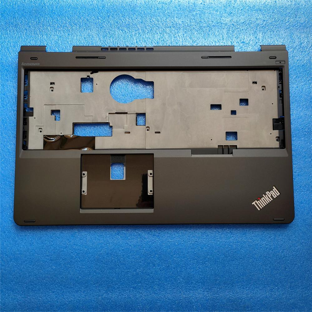 New Original For Lenovo Thankpad S5 Yoga 15 Upper Case Palmrest Cover black AM16V000910