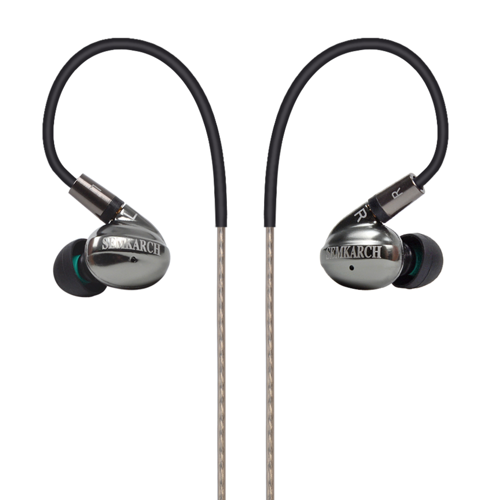 LZ A6 Mini/SEMKARCH SKC-CNT1 In Ear Earphone 10mm Carbon Nanotube CNT Diaphragm High Dynamic Unit HIFI Earphone Earbud Headset