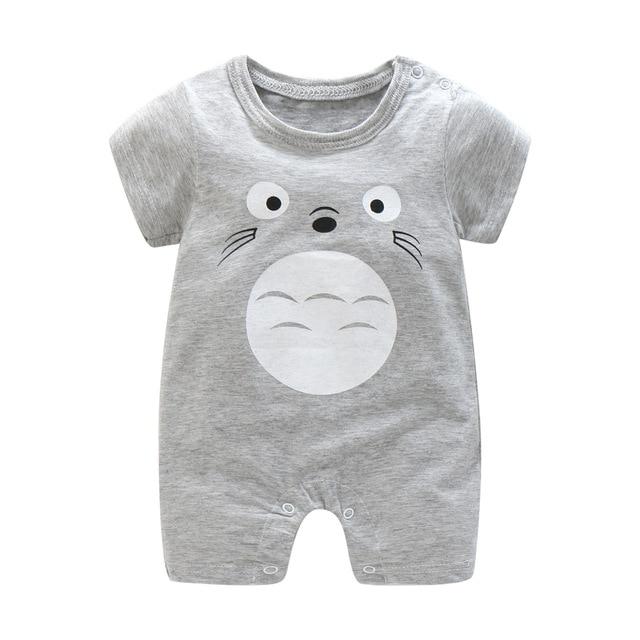 New Summer Short Sleeve Baby Romper Suit Baby 3