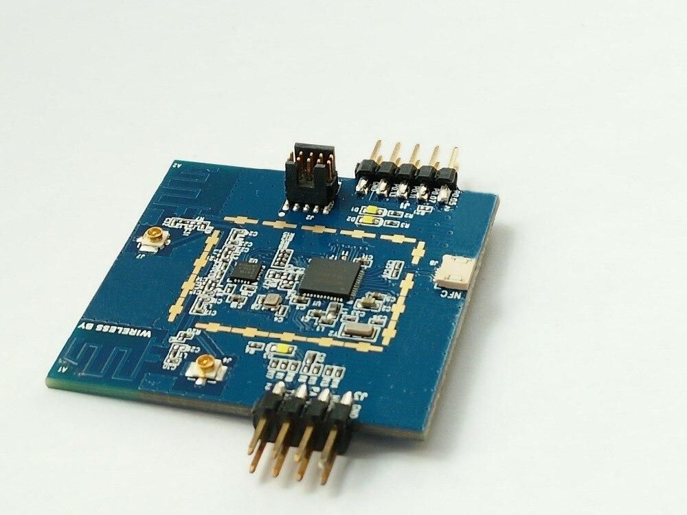 Ev-placa de Extensão Nrf52832 + Lna + pa Sol para a Vinda do Bluetooth 5.0 e Malha Gama Melhor Rede. –