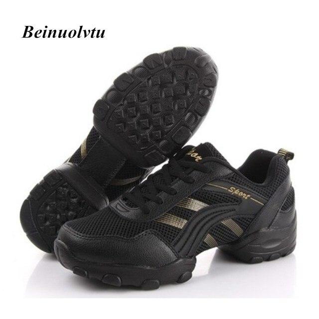 e874ecf3 Zapatillas de verano transpirables zapatillas de baile para hombres zapatos  deportivos zapatos de baile altura creciente