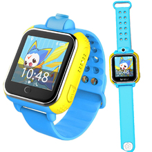 Kids/Children Smart Phone Watch WIFI Smart Watch Smart Band 3G LBS GPS Tracker With SIM Camera Anti-Lost For iOS Android