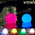 RÁPIDO Frete Grátis 38 LEDS SMD5050 RGB luz Quente LEVOU móveis luz sem fio levou o sistema de luz para móveis de plástico PE