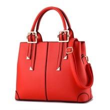 Shoulder Pu Leather Crossbody Bags For Women 2016 New European Style Hot Sale Messenger Female Bags Fashion Handbag Women LX467