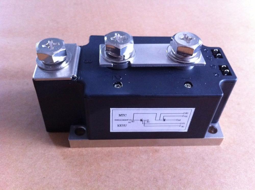 Free Shipping NEW MTC500-16  500A 1600V MODULE