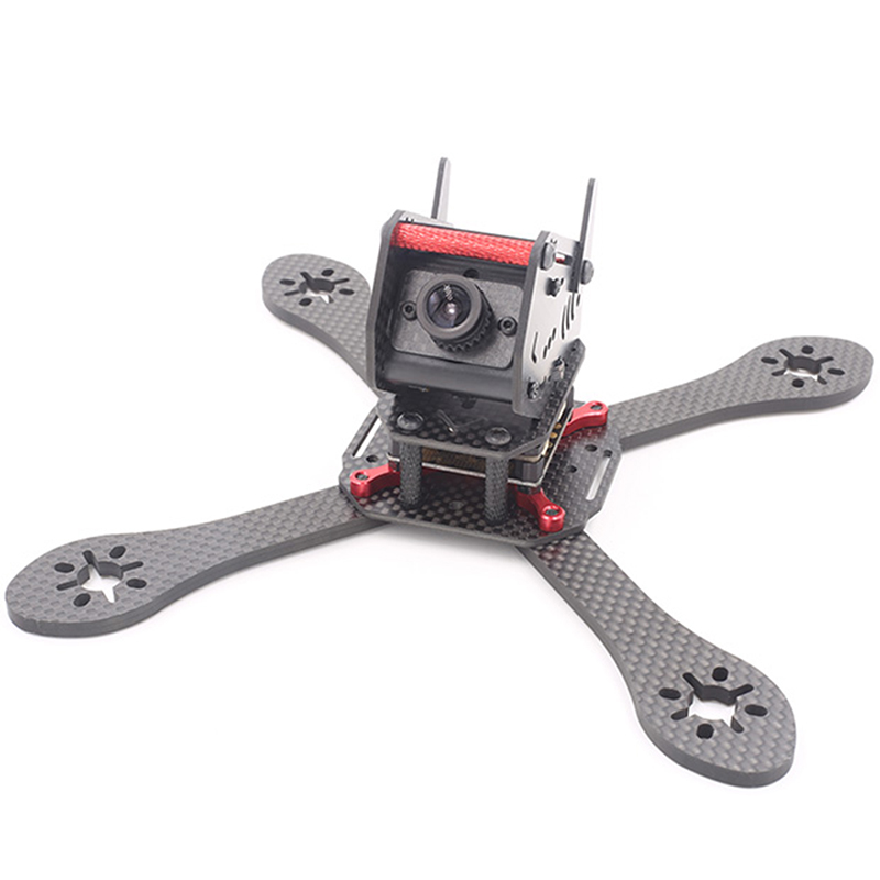 GEPRC GEP-ZX4 GEP-ZX5 GEP-ZX6 170mm 190mm 225mm 4-Axis 3K Carbon Fiber Quad Frame Kit with 12V 5V PDB Board For RC Frame Drone geprc gep zx4 gep zx5 gep zx6 170mm 190mm 225mm 4 axis 3k carbon fiber frame kit with 12v 5v pdb board for rc multicopter