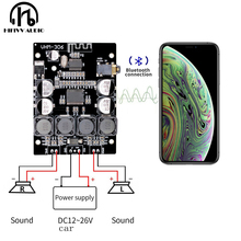 Hifivv אודיו Bluetooth 4.2 TPA3118 כוח מגבר לוח 2.0CH 50 W * 2 DC12V קלט