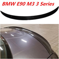 Carbon Fiber CAR REAR WING TRUNK LIP SPOILER FOR BMW E90 M3 318i 320i 325i 330i 3 Series 2005 2006 2007 2008 2009 2010 2011
