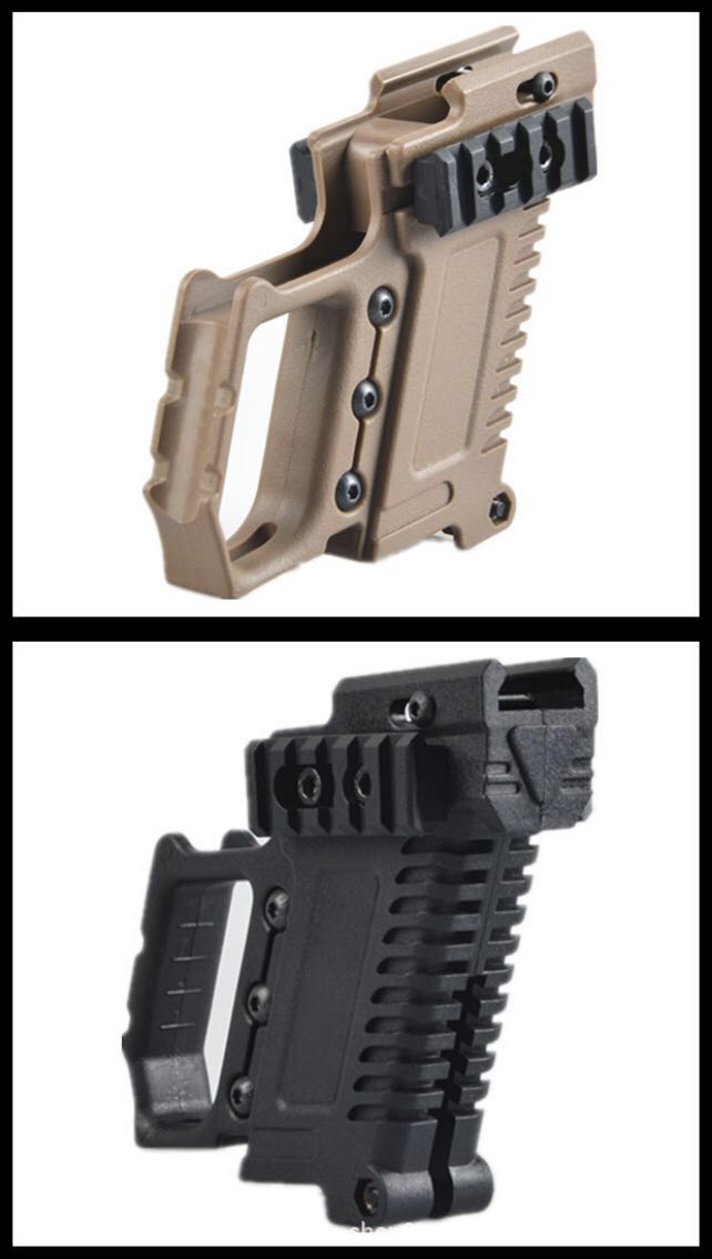 Novelty & Special Use Sincere 5.56 Fast Mag Rubber Anti Slip Glove For Gun 2 Colors Universal Tactical Holster Tactical Anti Slip Glock Holster Covers