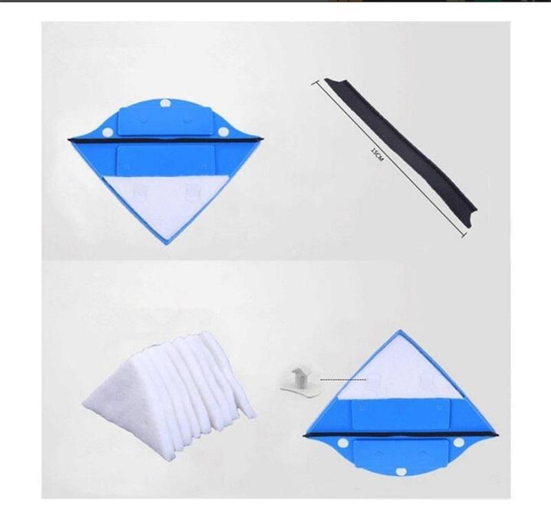 Magnety na čištění oken 3-8mm 5-12mm 15-24mm Oboustranný magnet - Sady nástrojů - Fotografie 5