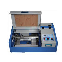 CO2 CNC laser engraving cutting machine 3020 40w