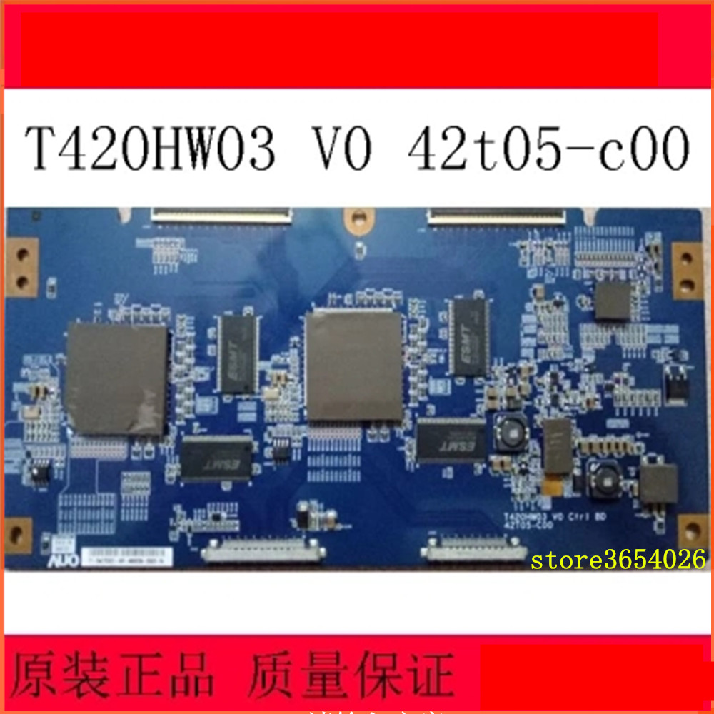 все цены на free shipping 100% test work original for AUO T420HW03 V0 CTRL BD 42T05-C00 Logic Board онлайн