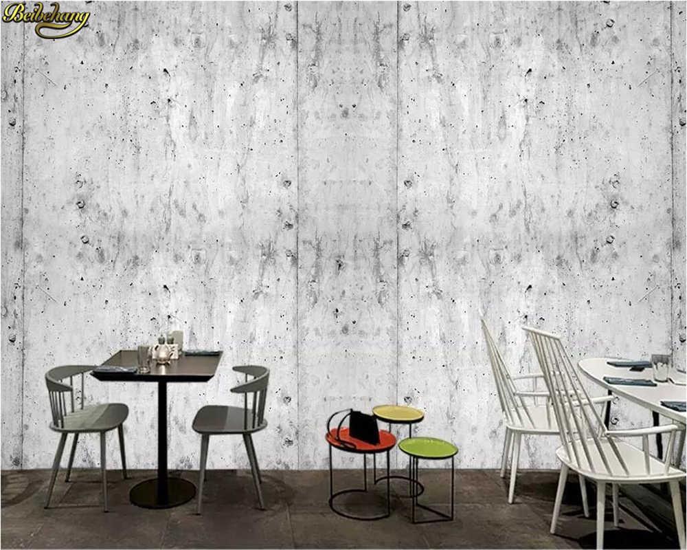 Beibehang カスタム壁紙壁画ノスタルジックなシミュレーション産業風